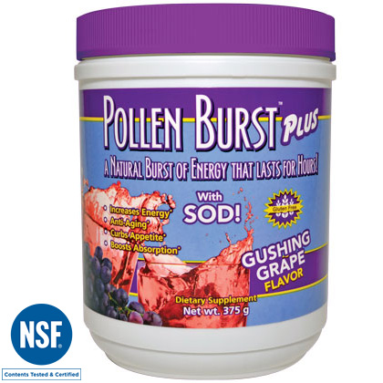 ProJoba Pollen Burst™ Plus - Gushing Grape