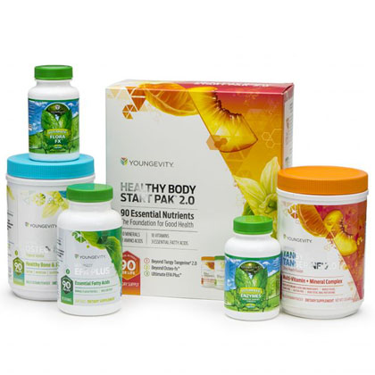 Healthy Body Digestion Pak™ 2.0