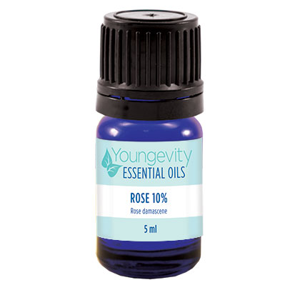 Rose 10% Essential Oil – 5ml
