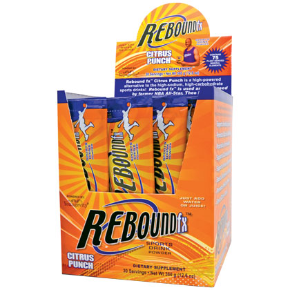 Rebound fx™ Citrus Punch - 30 count box