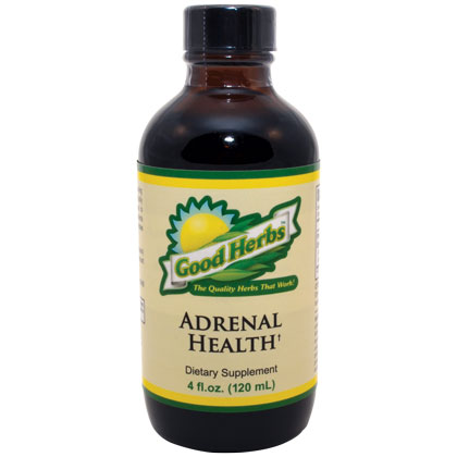 Adrenal Health Good Herbs