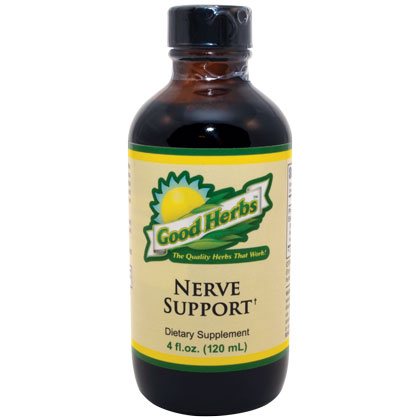 Nerve Support Good Herbs