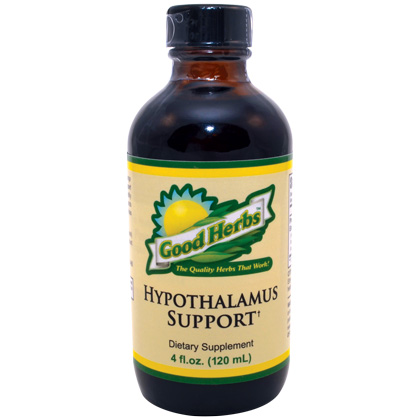 Hypothalamus Support Good Herbs