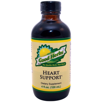 Heart Support Good Herbs
