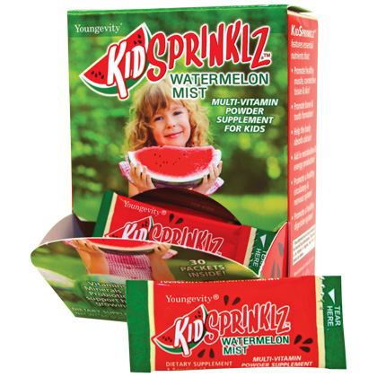 KidSprinklz™ Watermelon Mist - Multi-Vitamin Powder