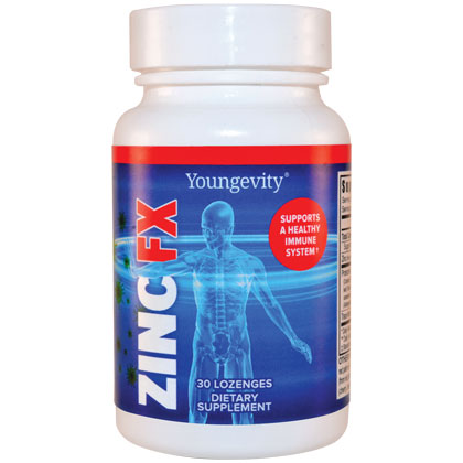 Youngevity Zinc FX™ - 30 Lozenges