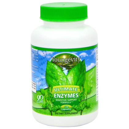 Ultimate Enzymes®- 120 capsules