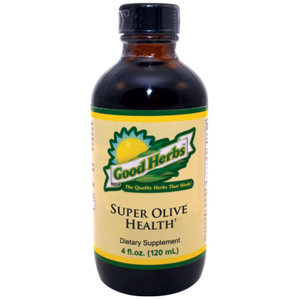 Super Olive Health Good Herbs