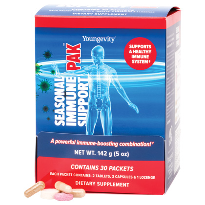 Seasonal Immune Support Pak (30ct)