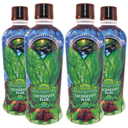 CocoGevity Plus™ - 32 fl oz (4 bottles)