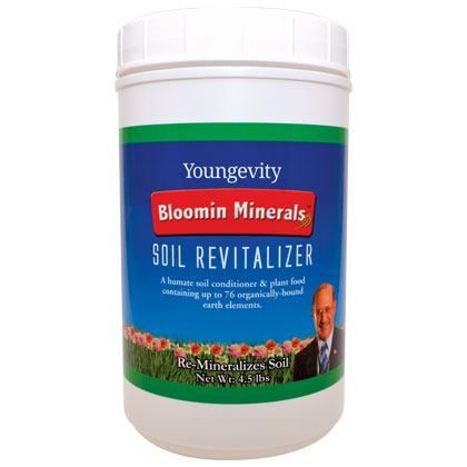 Bloomin Minerals™ Soil Revitalizer - 4.5 lbs