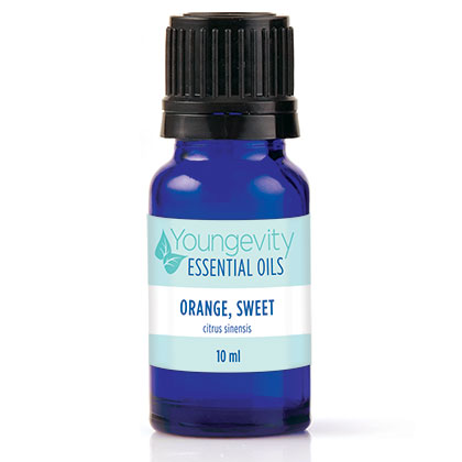 Orange, Sweet Essential Oil – 10ml