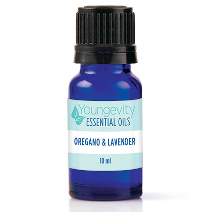 Oregano and Lavender Essential Oil Blend – 10ml