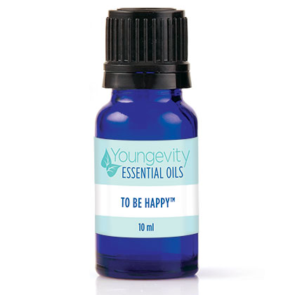 To Be Happy™ Essential Oil Blend – 10ml