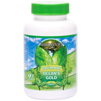 Ultimate Ocean's Gold™ - 60 Tablets
