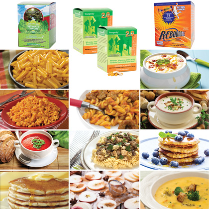 On-The-Go with GOFoods CEO Mega Pak™