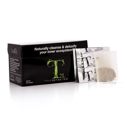 TrueDetox Tea 30ct Box True2Life