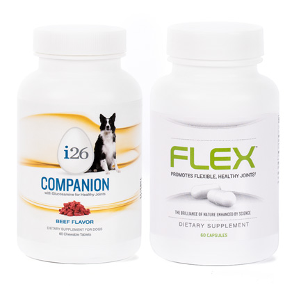 Companion Combo Dog Chewable and Flex i26 - Legacy For Life