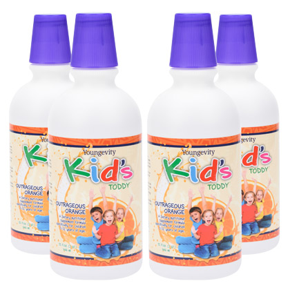 Kids Toddy™ - 32 fl oz (4 Bottles)