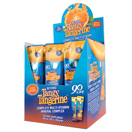 Beyond Tangy Tangerine® - 30 ct box