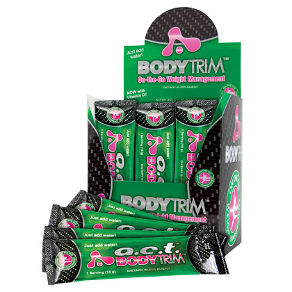 Body Trim On-The-Go Stick Packs - 30 count