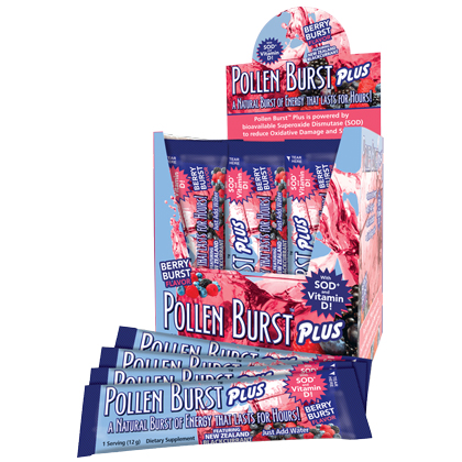 ProJoba Pollen Burst™ Plus Berry - 30 packets