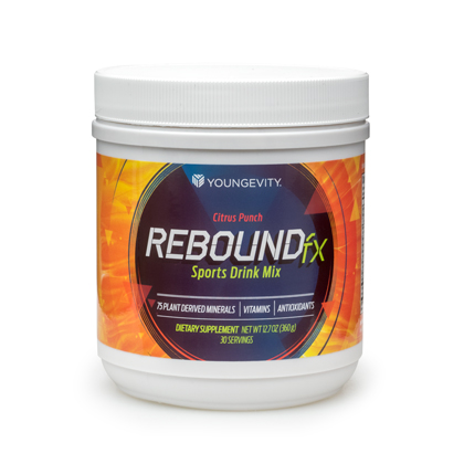 Rebound Fx™ Citrus Punch Powder - 360g canister