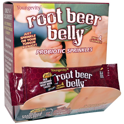 Root Beer Belly™ - 30ct box