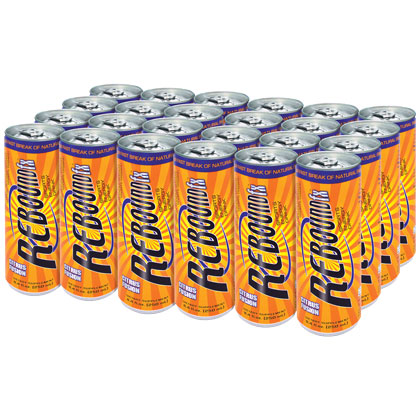 Rebound fx™ Citrus Fusion Sports Energy Drink - 1 case