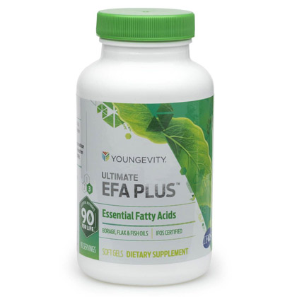 Youngevity Ultimate™ EFA Plus™ - 90 soft gels