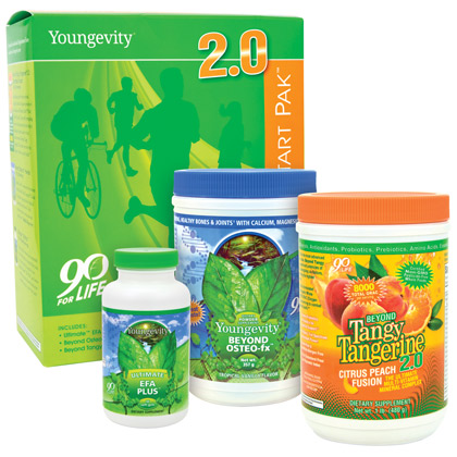 Healthy Body Start Pak™ 2.0 Item #: 10252