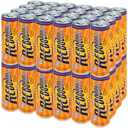 Rebound fx™ Citrus Fusion Sports Energy Drink - 2 cases