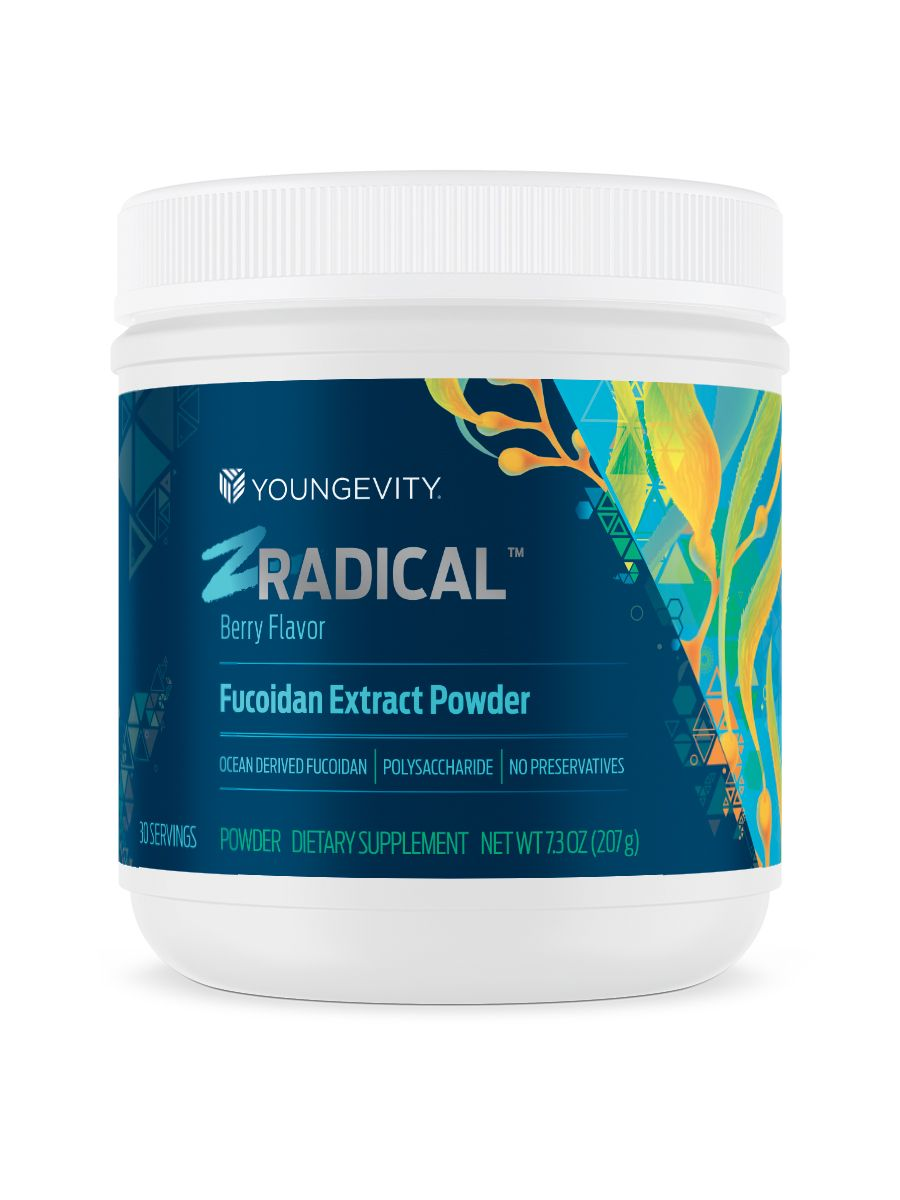 ZRadical Powder Canister (207g)